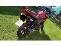 Honda CBF125 Good condition MOT till December