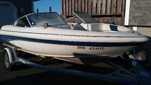 Glastron Fish and ski 17.5 with 3.0 liter inboard motor