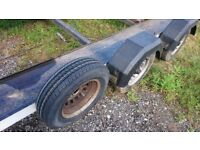 Car transporter trailer in Very good condition.