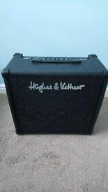 Hughes & Kettner Edition Blue 60watt R Combo amp.