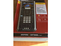 Texas Instruments Nspire CX Graphic Calculator For Maths And Science BRAND NEW ***WOW***