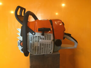 MS660 066 chainsaw new