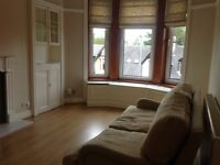One bedroom furnished self contained flat in Scotstoun £500pm. Available now.