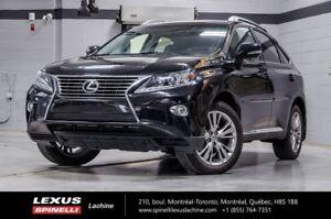 2013 Lexus RX 350 TOURING AWD; CUIR TOIT GPS NEW ARRIVAL
