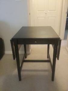 Ikea drop leaf dining table