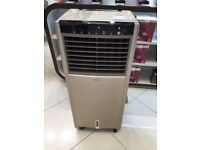 Strong portable air conditioner looking for a place to stay