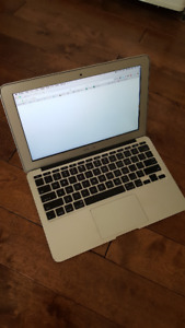 "MacBook Air 11"" 1.65GHz (Mid-2011)"