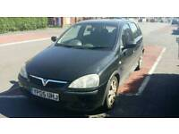 Vauxhall Corsa 1.2 CDTI Turbo Diesel £30 a Year Road Tax - Spares or Repairs