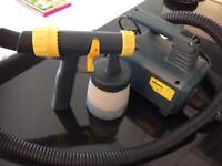 Spray tan gun kit + tent (Fake tanning airbrush machine)