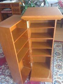 CD & DVD Cabinet