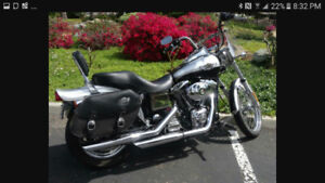 2003 Dyna Wideglide Harley Davidson - Golden Key edition