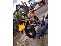 Zontes monster 125cc motorbike non runner