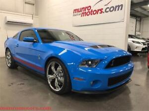 2010 Ford Mustang Shelby GT500 Navigation Stripes Chrome 20's