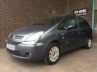 2006 CITROEN PICASSO DIESEL MPV 12 MONTHS MOT NEW CLUTCH AND CAMBELT CHANGE