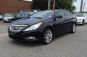 2013 Hyundai Sonata LEATHER.SUNROOF.ONE OWNER. ACCIDENT FREE