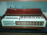 Farfisa Pianoorgan 1950's