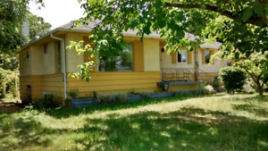 Updated sept 16: Summerland Home near beach available Oct 1