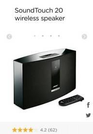 BRAND NEW Bose Wifi & bluetooth portable speaker