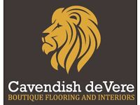 A job for a for an experienced carpet fitter in London