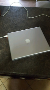G4 powerbook laptop