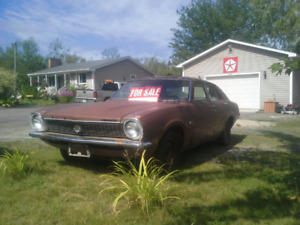 Ford Maverick project car