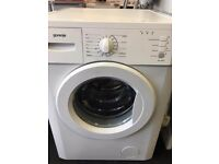 Reconditioned Gorenje 6kg 1200 spin washing machine
