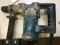 Makita HR2510 Rotary Hammer Drill - used but in working order