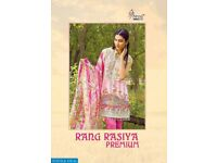 RANG RASIYA PREMIUM WHOLESALE PAKISTANI CONCEPT DRESS MATERIAL