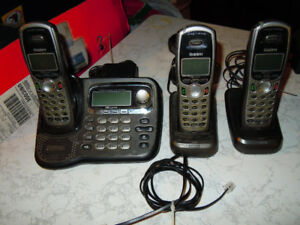 Cordless Answering Phone System