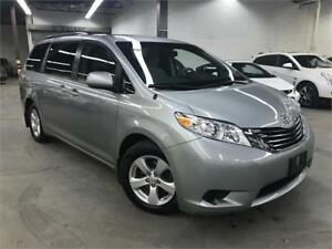 TOYOTA SIENNA LE 2011 8 PASS/AUTOMATIC/AC/ELECTRIC