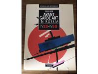 Art book Avant Garde