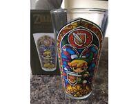 Zelda collectors glass