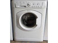 £120 Hotpoint 6KG Washing Machine - 6 Months Warranty