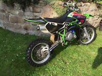 Kawasaki kx65 2008