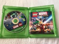 Legi marvel Xbox one game