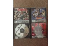 Crash, spyro and other ps1 games