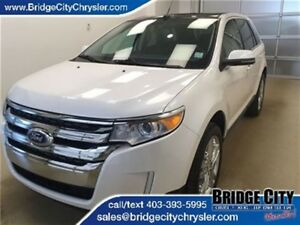 2014 Ford Edge Limited- Sunroof, Leather, Heated Seats, NAV!