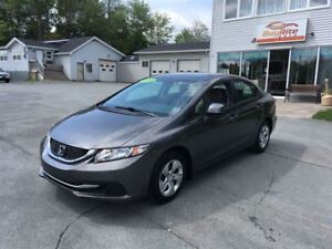 2013 Honda Civic LX New tires! Heated seats!
