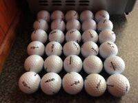 30 bridgestone e6 golfballs