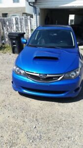 2010 Subaru WRX Limited Edition Sedan