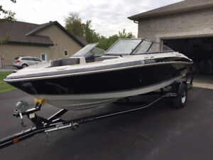 20Ft, 4.3L Volvo GXI Bowrider
