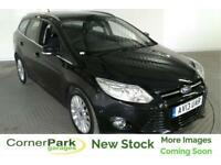 2013 FORD FOCUS TITANIUM X TDCI ESTATE DIESEL