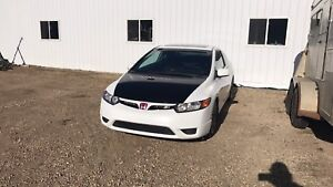 2007 Honda Civic si 2 door