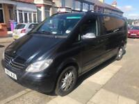 2008 57reg Mercedes Benz Viano 2.2 Cdi Automatic Ambiant Extra Long 8 Seater