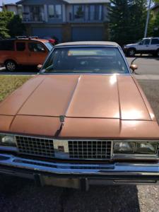 1982 Oldsmobile Cutlass