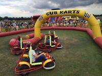 Children's Go Kart Business For Sale