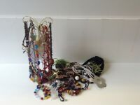 Lovely job lot of costume jewellery