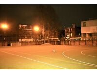Spaces for teams in Marylebone 5-a-side leagues!