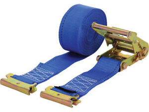 NEW E-TRAC STRAPS FOR ENCLOSED CARGO OR UTILITY TRAILERS