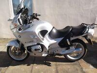 BMW R1150 RT £2200 ONO